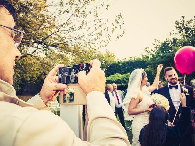 Il matrimonio di Alessandro e Denise a Sulbiate, Monza e Brianza 14