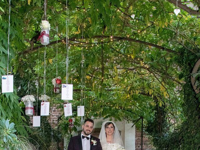 Il matrimonio di Alessandro e Denise a Sulbiate, Monza e Brianza 15