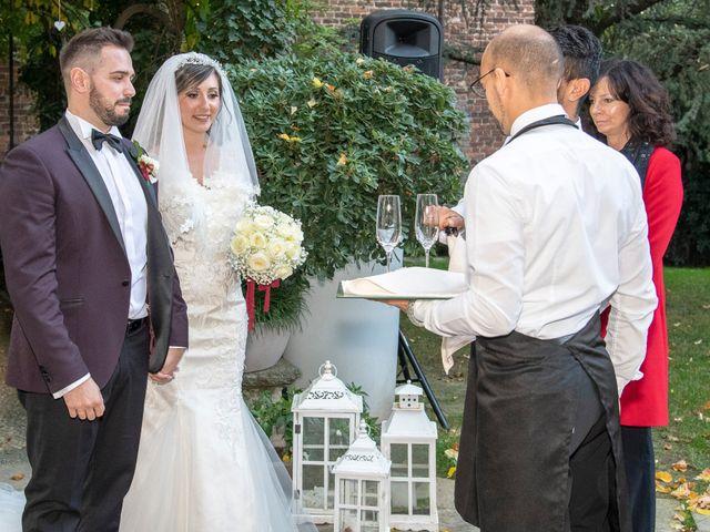 Il matrimonio di Alessandro e Denise a Sulbiate, Monza e Brianza 2