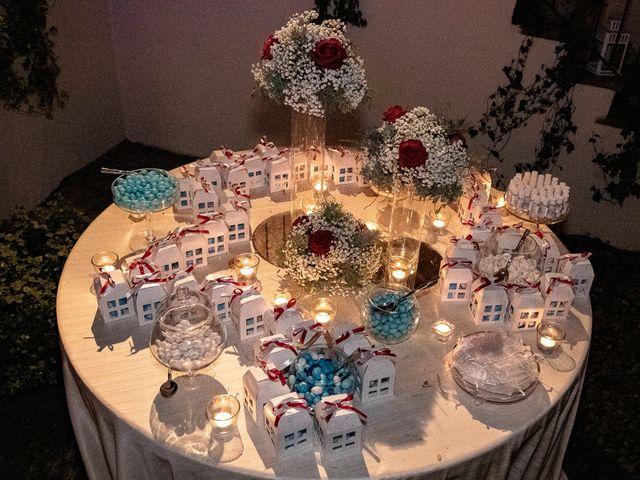 Il matrimonio di Alessandro e Denise a Sulbiate, Monza e Brianza 23