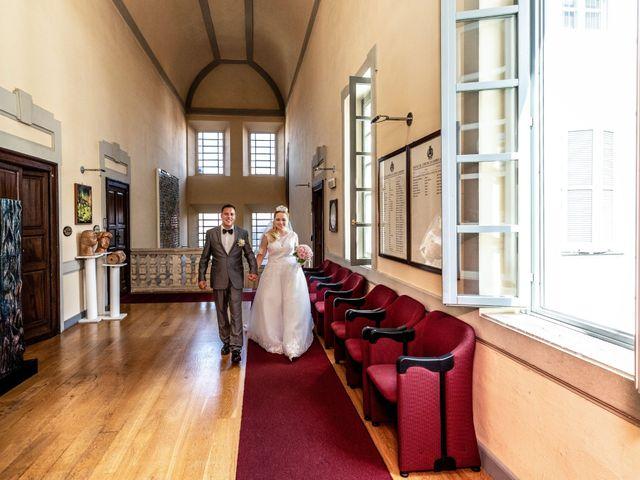 Il matrimonio di Angelo e Diana a Somma Lombardo, Varese 4