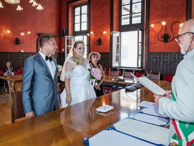 Il matrimonio di Angelo e Diana a Somma Lombardo, Varese 10