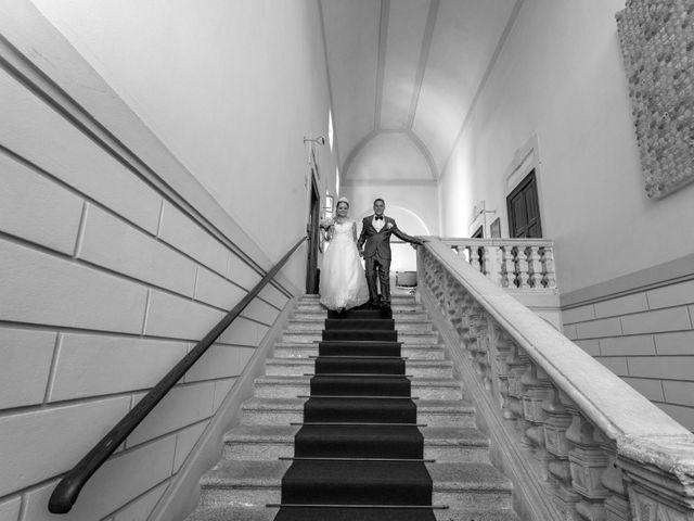 Il matrimonio di Angelo e Diana a Somma Lombardo, Varese 17