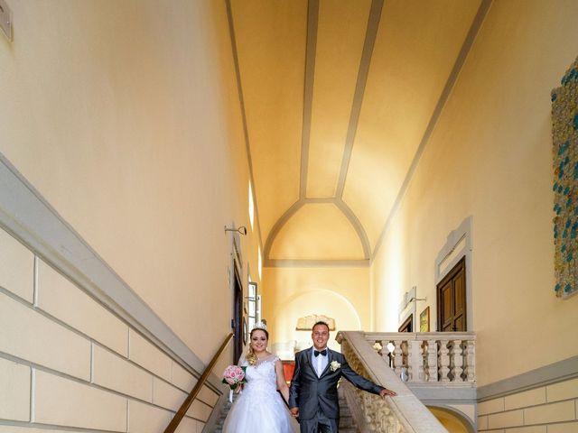 Il matrimonio di Angelo e Diana a Somma Lombardo, Varese 18