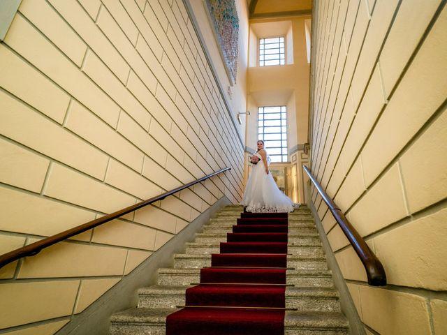 Il matrimonio di Angelo e Diana a Somma Lombardo, Varese 19