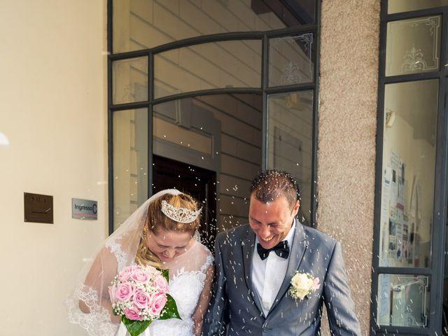 Il matrimonio di Angelo e Diana a Somma Lombardo, Varese 25