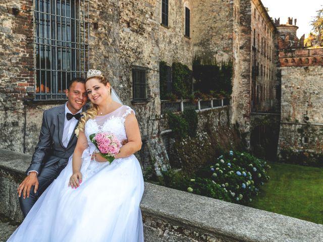 Il matrimonio di Angelo e Diana a Somma Lombardo, Varese 29