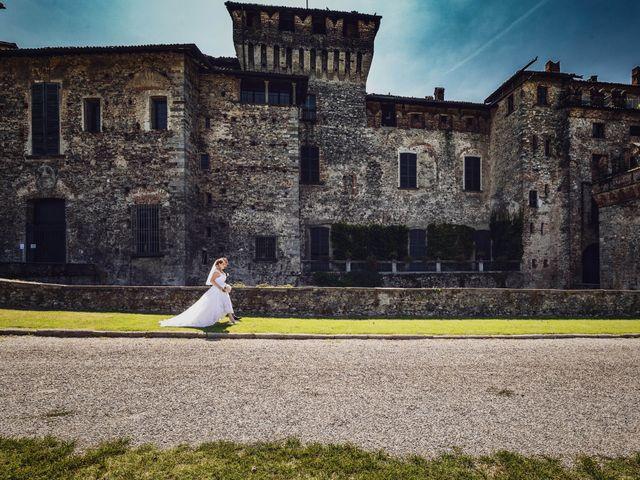 Il matrimonio di Angelo e Diana a Somma Lombardo, Varese 30
