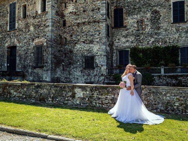 Il matrimonio di Angelo e Diana a Somma Lombardo, Varese 31