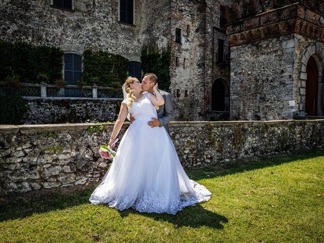 Il matrimonio di Angelo e Diana a Somma Lombardo, Varese 32