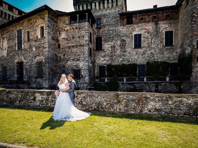 Il matrimonio di Angelo e Diana a Somma Lombardo, Varese 34
