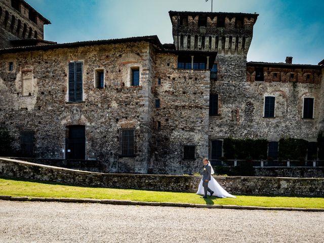 Il matrimonio di Angelo e Diana a Somma Lombardo, Varese 36