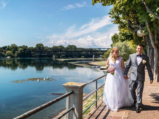 Il matrimonio di Angelo e Diana a Somma Lombardo, Varese 39