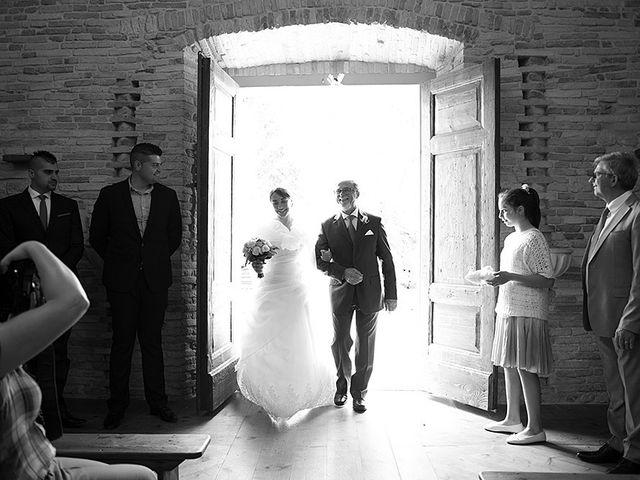 Il matrimonio di Daniele e Isabella a Mosciano Sant'Angelo, Teramo 10