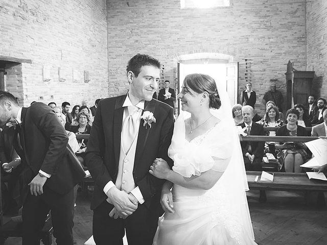 Il matrimonio di Daniele e Isabella a Mosciano Sant'Angelo, Teramo 12