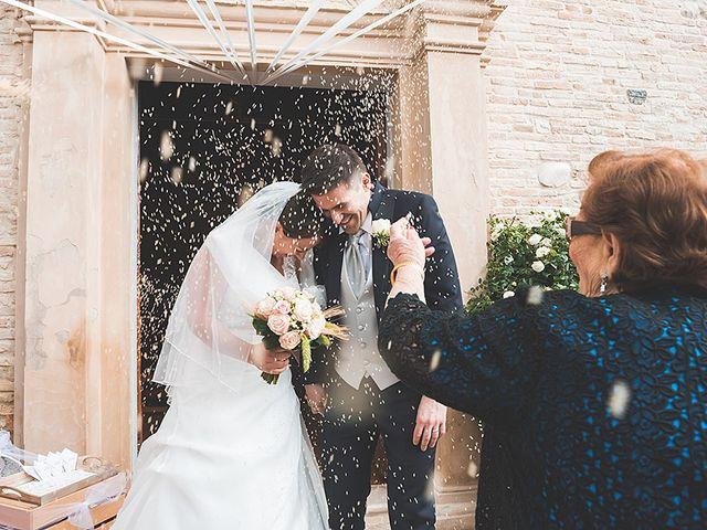 Il matrimonio di Daniele e Isabella a Mosciano Sant'Angelo, Teramo 14