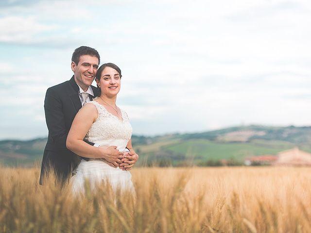 Il matrimonio di Daniele e Isabella a Mosciano Sant'Angelo, Teramo 16