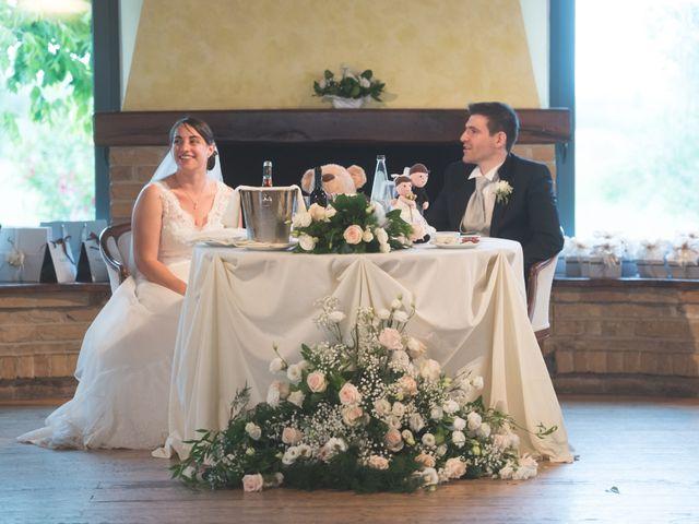 Il matrimonio di Daniele e Isabella a Mosciano Sant'Angelo, Teramo 19