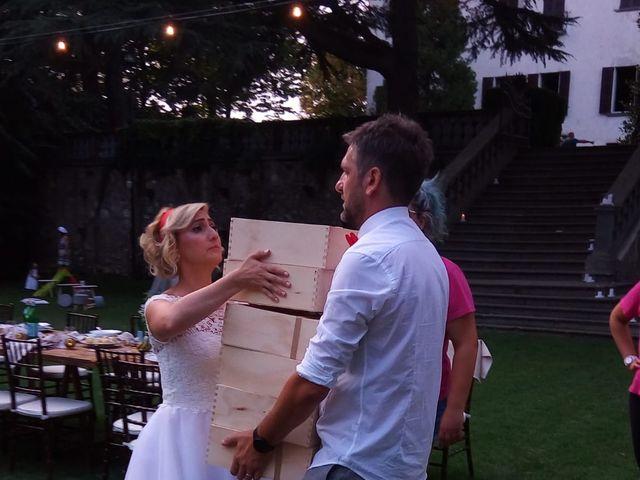 Il matrimonio di Dario e Anita a Passirano, Brescia 6