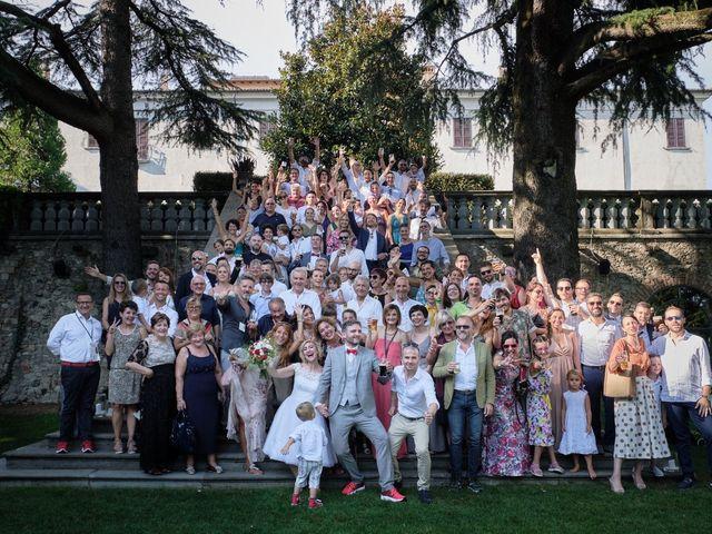 Il matrimonio di Dario e Anita a Passirano, Brescia 1