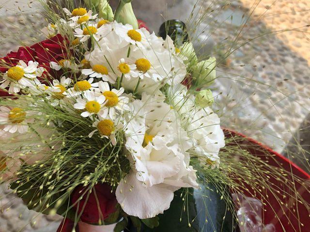 Il matrimonio di Dario e Anita a Passirano, Brescia 8