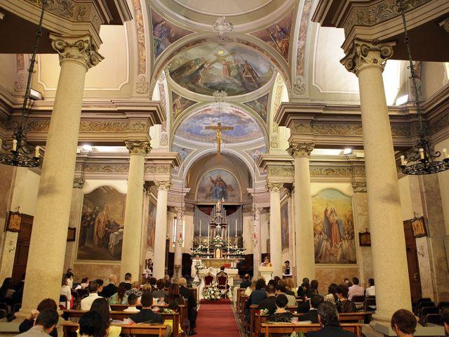 Il matrimonio di Marco e Patrizia a Milano, Milano 17