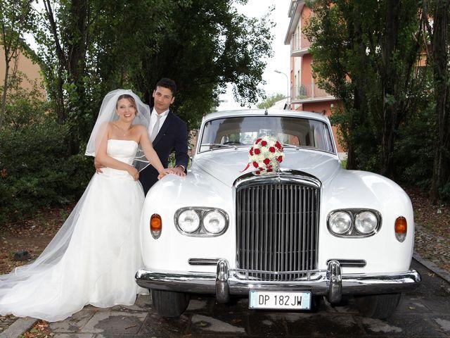 Il matrimonio di Marco e Patrizia a Milano, Milano 23