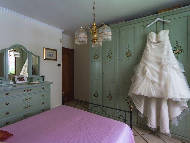 Il matrimonio di Davide e Francesca a Pella, Novara 11