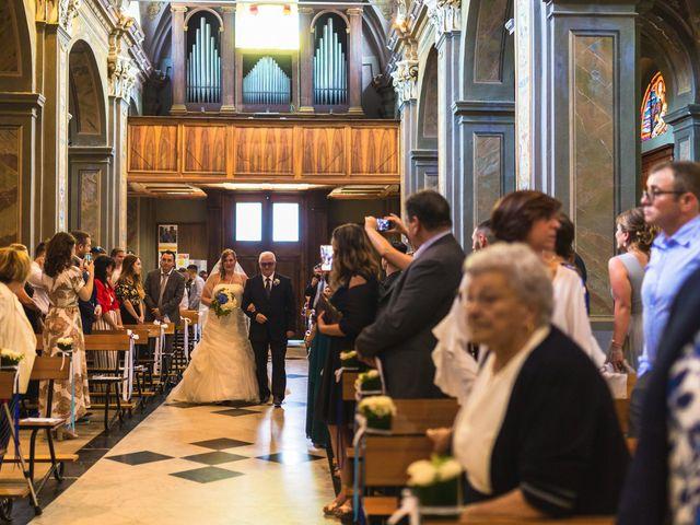 Il matrimonio di Davide e Francesca a Pella, Novara 26