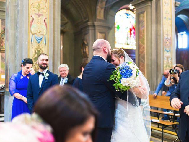Il matrimonio di Davide e Francesca a Pella, Novara 27