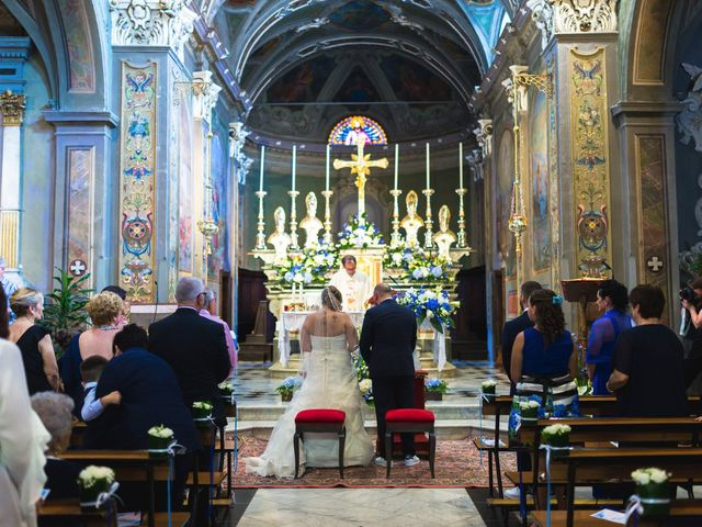Il matrimonio di Davide e Francesca a Pella, Novara 28