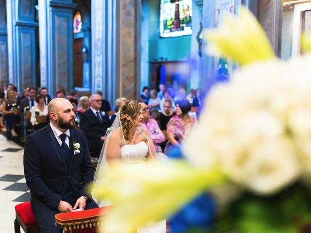 Il matrimonio di Davide e Francesca a Pella, Novara 29