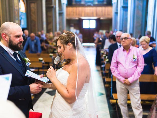 Il matrimonio di Davide e Francesca a Pella, Novara 32