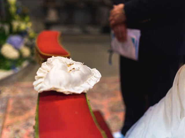 Il matrimonio di Davide e Francesca a Pella, Novara 33