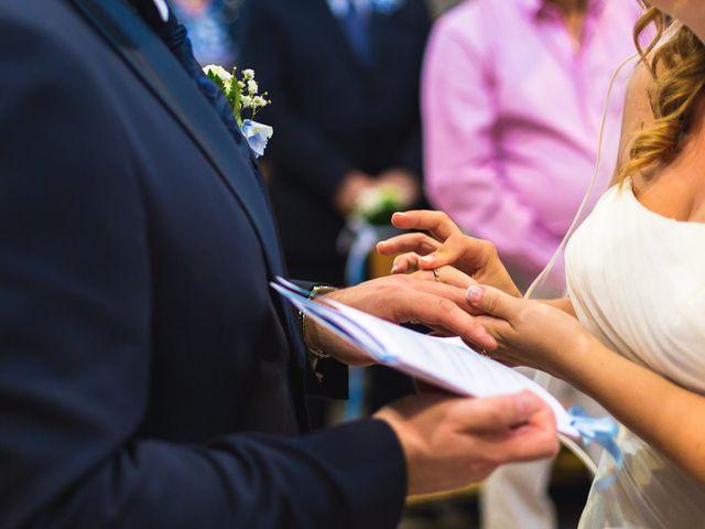 Il matrimonio di Davide e Francesca a Pella, Novara 35