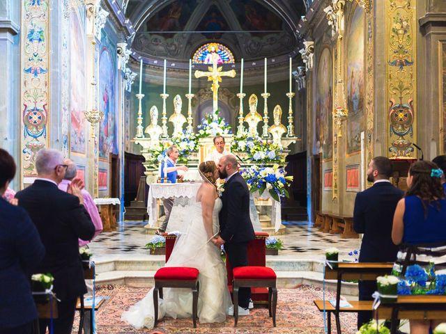 Il matrimonio di Davide e Francesca a Pella, Novara 36