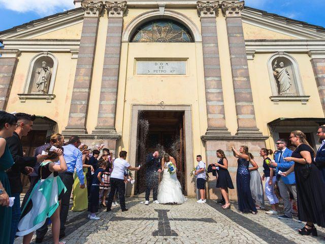 Il matrimonio di Davide e Francesca a Pella, Novara 38