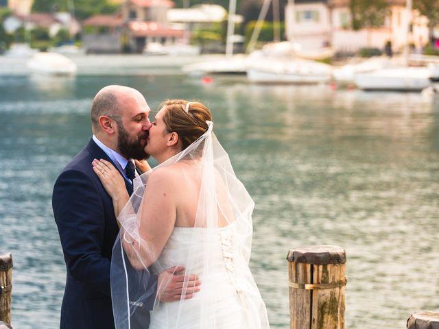 Il matrimonio di Davide e Francesca a Pella, Novara 44