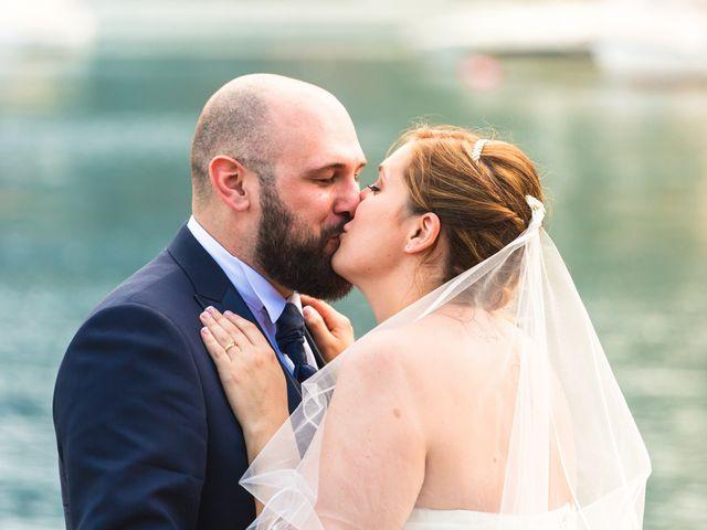 Il matrimonio di Davide e Francesca a Pella, Novara 45