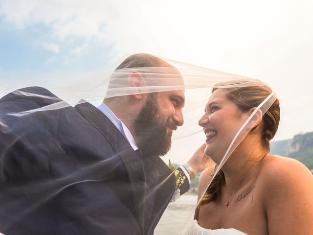 Il matrimonio di Davide e Francesca a Pella, Novara 46