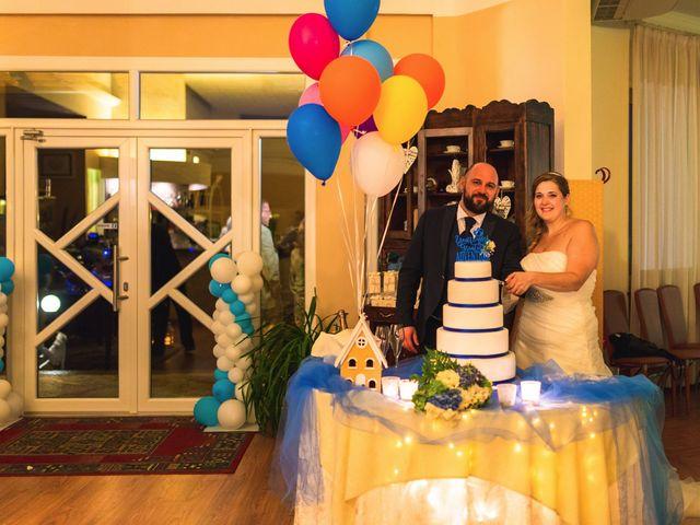 Il matrimonio di Davide e Francesca a Pella, Novara 73