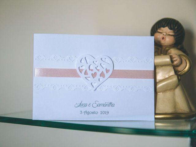 Il matrimonio di Luca e Samantha a Saronno, Varese 7