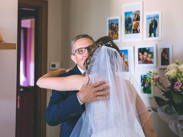 Il matrimonio di Luca e Samantha a Saronno, Varese 20