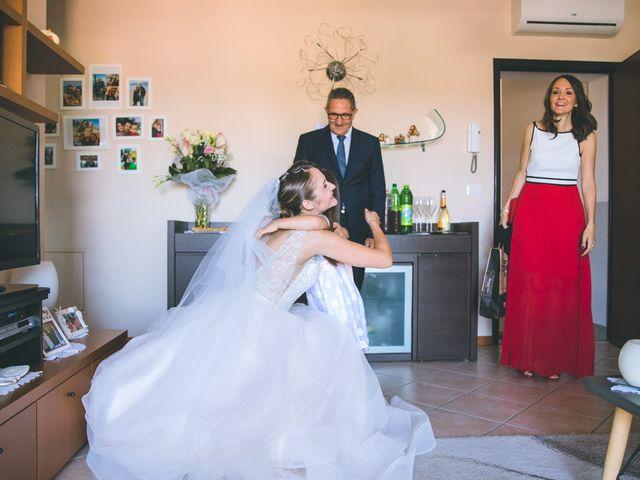 Il matrimonio di Luca e Samantha a Saronno, Varese 21