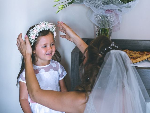 Il matrimonio di Luca e Samantha a Saronno, Varese 22