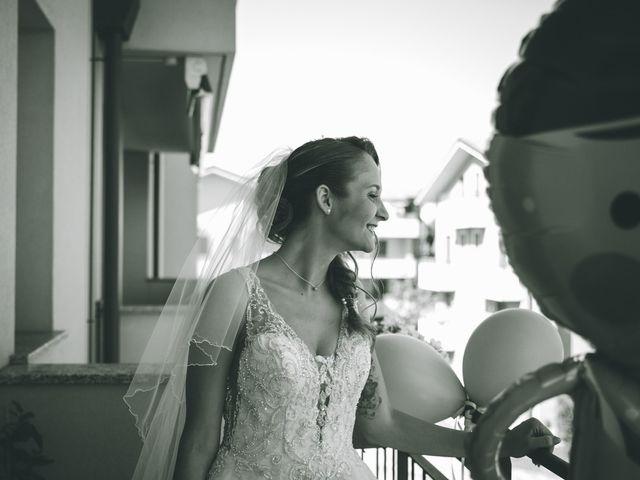 Il matrimonio di Luca e Samantha a Saronno, Varese 24