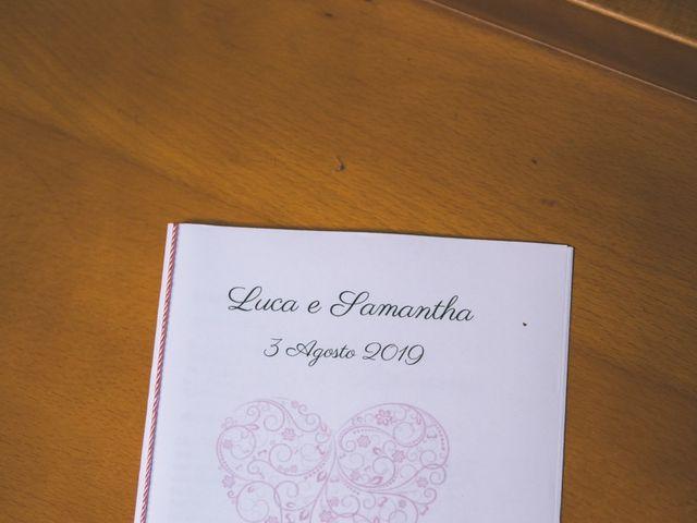 Il matrimonio di Luca e Samantha a Saronno, Varese 32