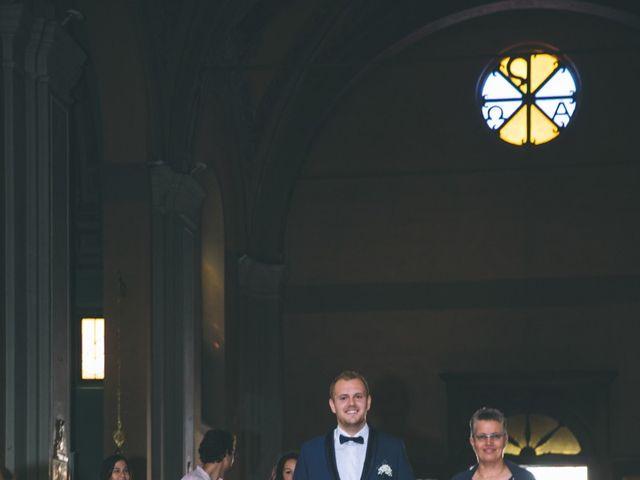 Il matrimonio di Luca e Samantha a Saronno, Varese 33