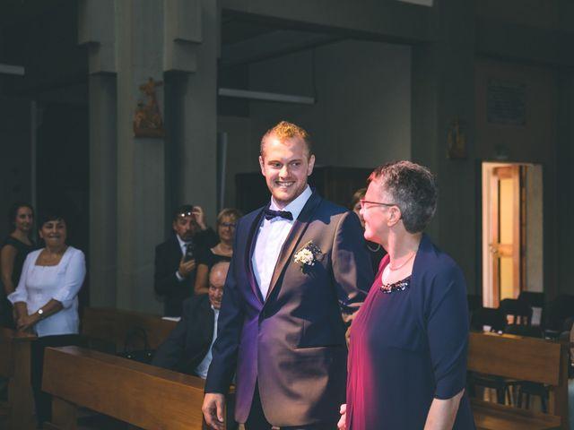 Il matrimonio di Luca e Samantha a Saronno, Varese 34