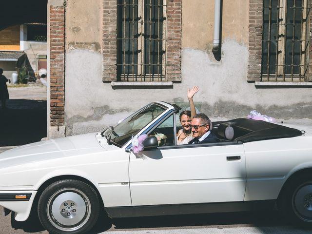Il matrimonio di Luca e Samantha a Saronno, Varese 39